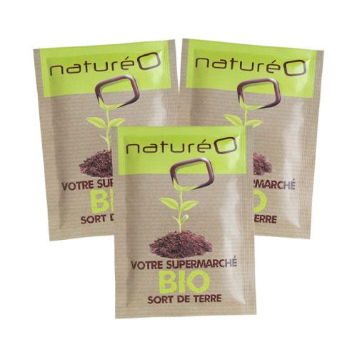 Goodies écologique made in france sachet de graines personnalisé