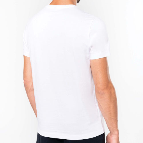 T-shirt publicitaire personnalisable made in france coton bio