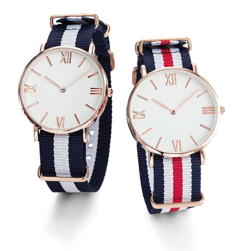 montres publicitaires made in france Dandy