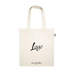 sac publicitaire écologique en coton tote bag