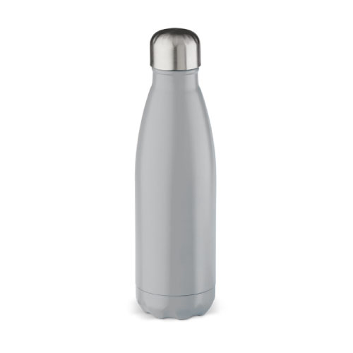 Bouteille isotherme personnalisable Color gris