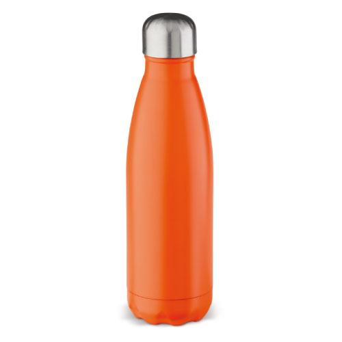Bouteille isotherme personnalisable Color orange