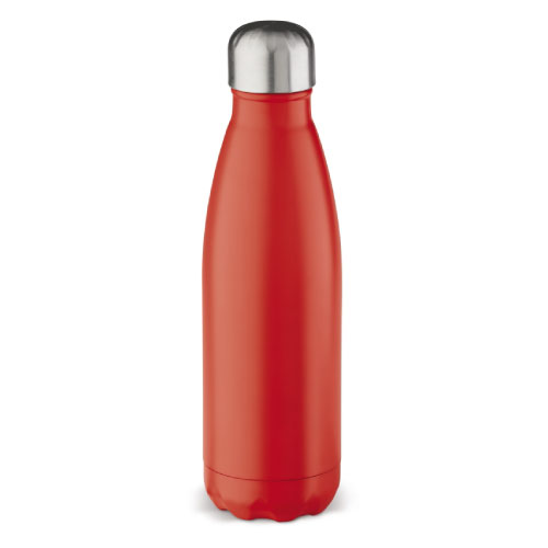 Bouteille isotherme personnalisable Color rouge