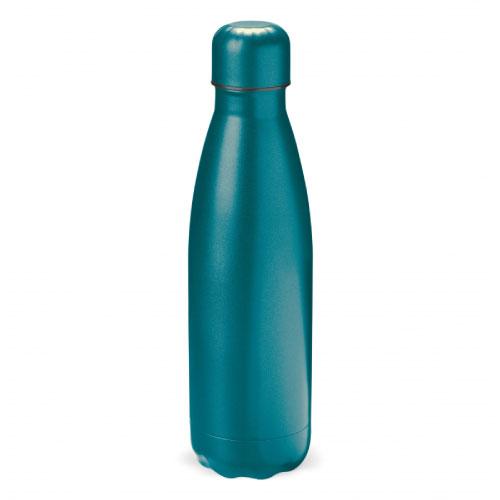 Bouteille isotherme personnalisable design bleue
