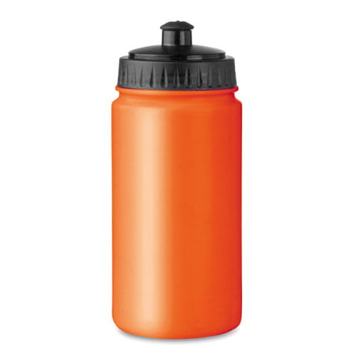 Gourde de sport personnalisable orange 500ml