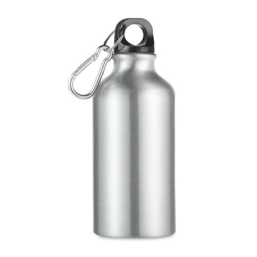 Petite gourde publicitaire en aluminium