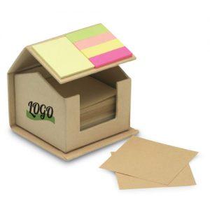 boite à feuille et sticker personnalisable écologique