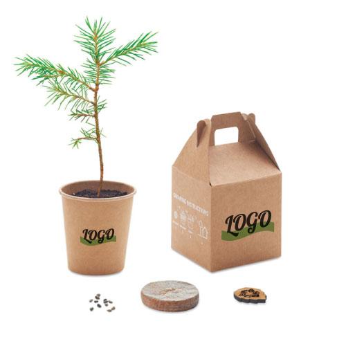 cadeau publicitaire écologique arbre à planter