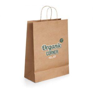 sac publicitaire écologique en kraft
