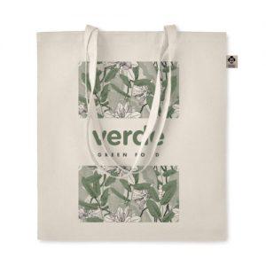 sac publicitaire tote bag en coton organique