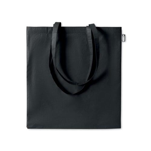 sac shopping publicitaire en RPET noir
