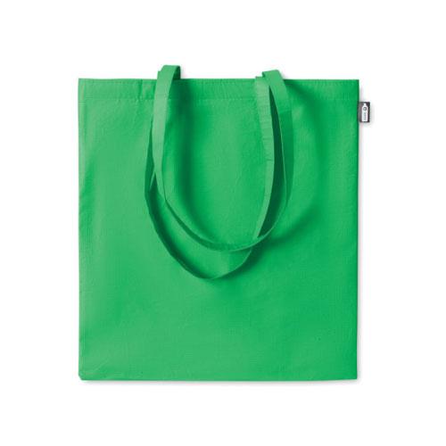 sac shopping publicitaire en RPET vert
