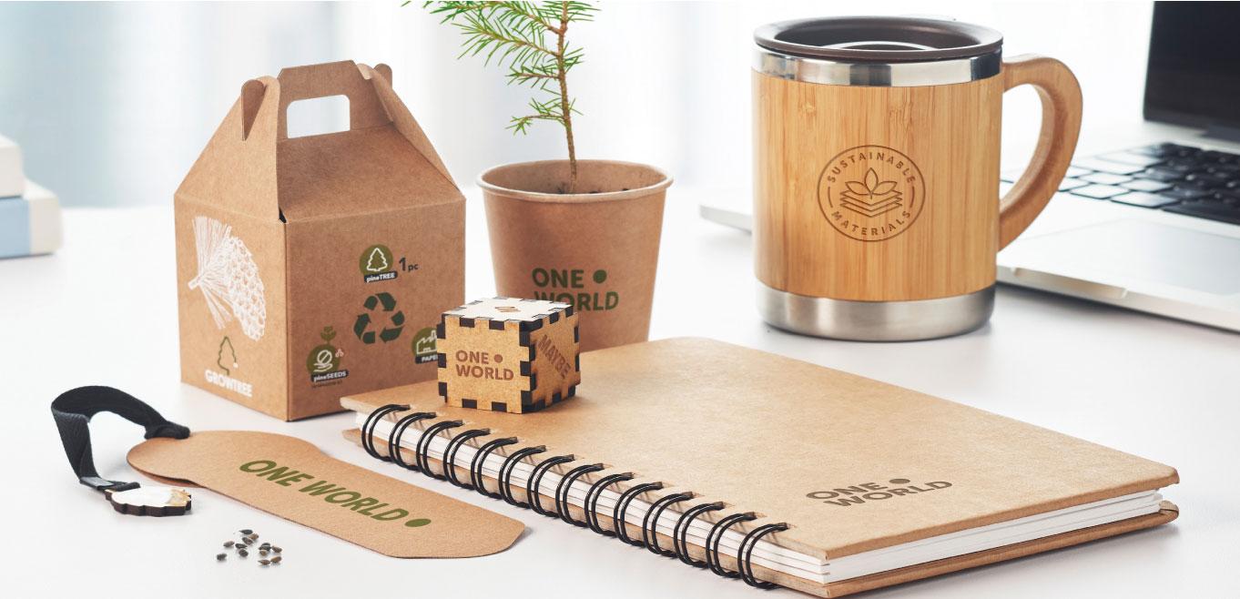 quels cadeaux d'entreprise écologiques choisir